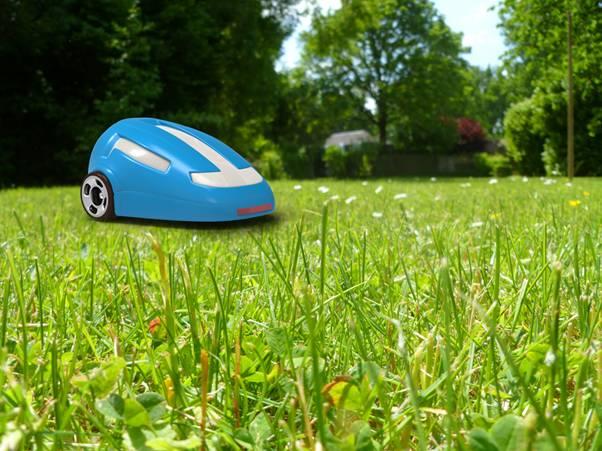 robot lawn mower uk